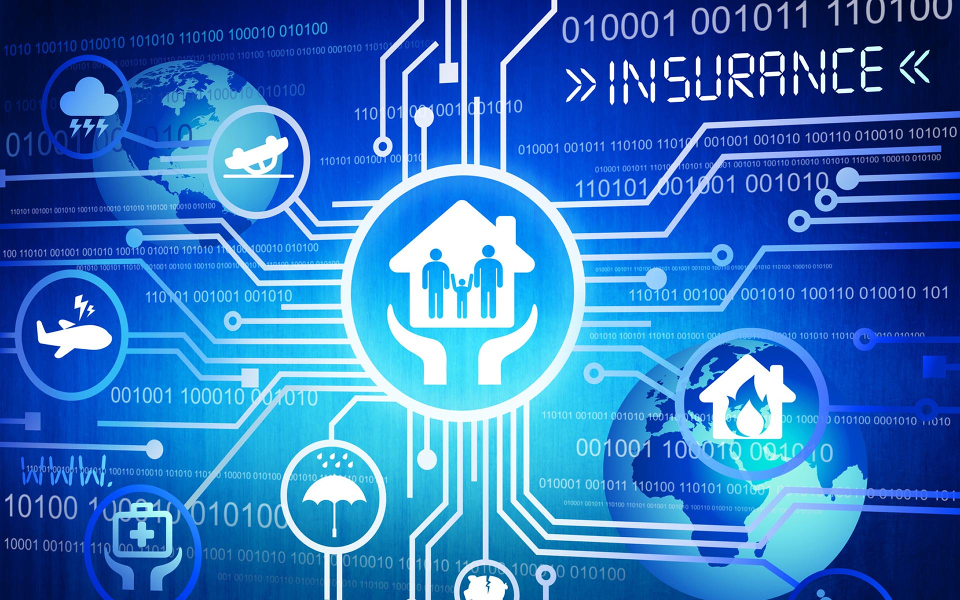 Insurtech Front Page Weekly CXO Briefing - Blockchain not ...