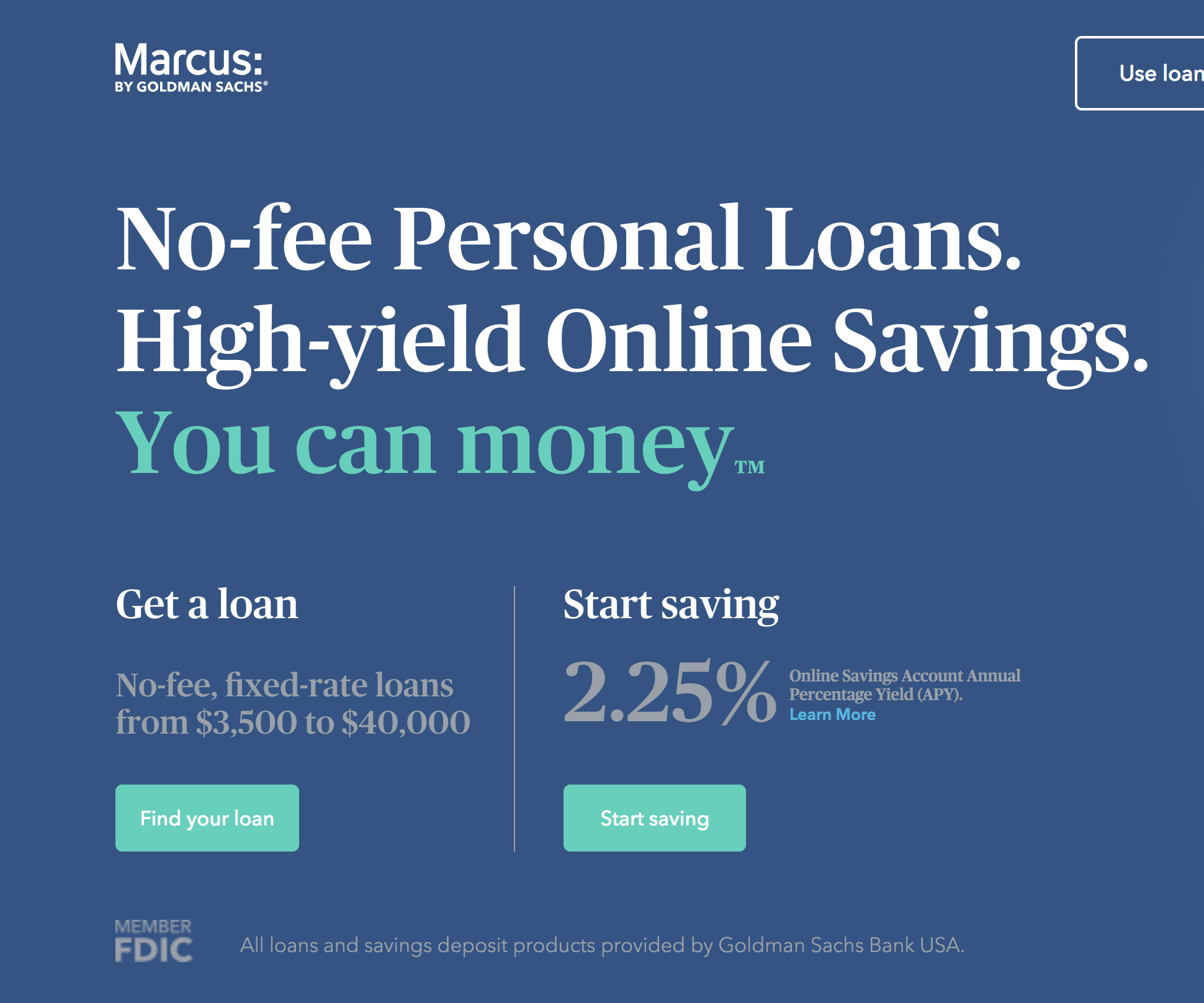 You Can Marcus` - Daily Fintech